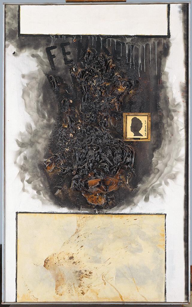 Untitled (FENKEL) 1962