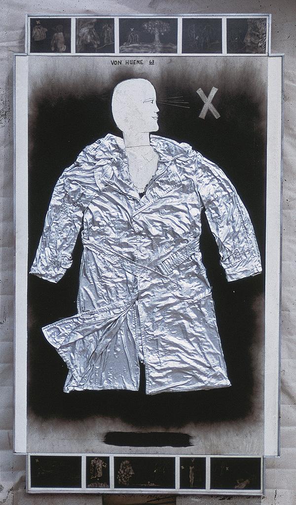 X (Rain Coat), 1963