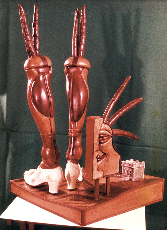 Marriage of the Cigar Indian's Daughter 1966