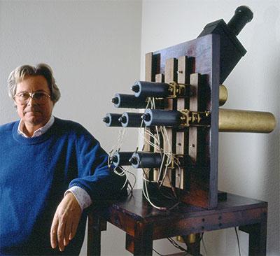 Stephan von Huene and Magic Flute 1995