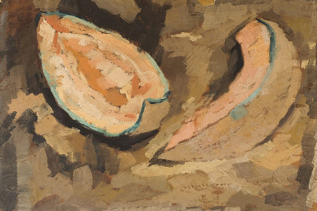 Untitled (Melon) 1950