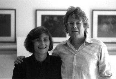 Petra and Stephan von Huene 1983