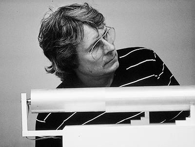 Stephan von Huene and Text Tones 1983