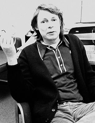 Stephan von Huene ca. 1973