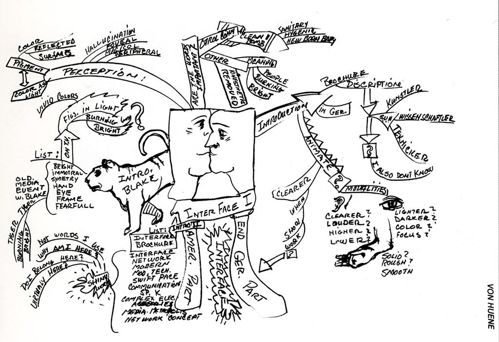 Untitled (Interface I) 1992
