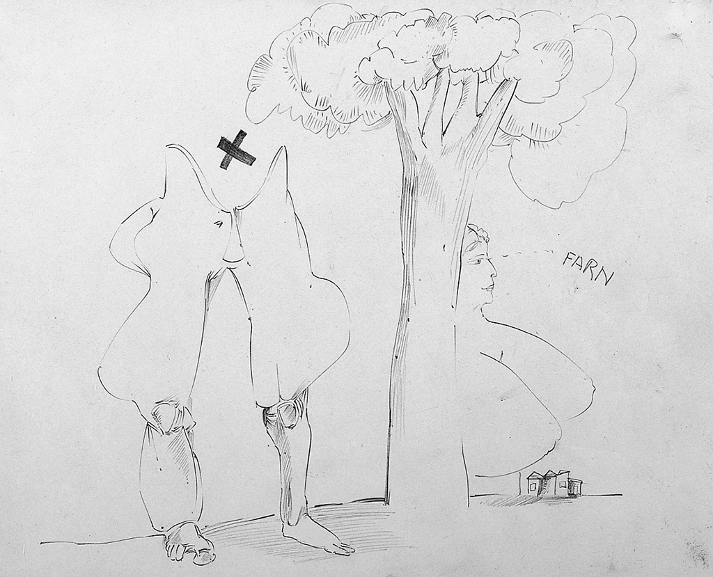 Untitled (FARN) 1964