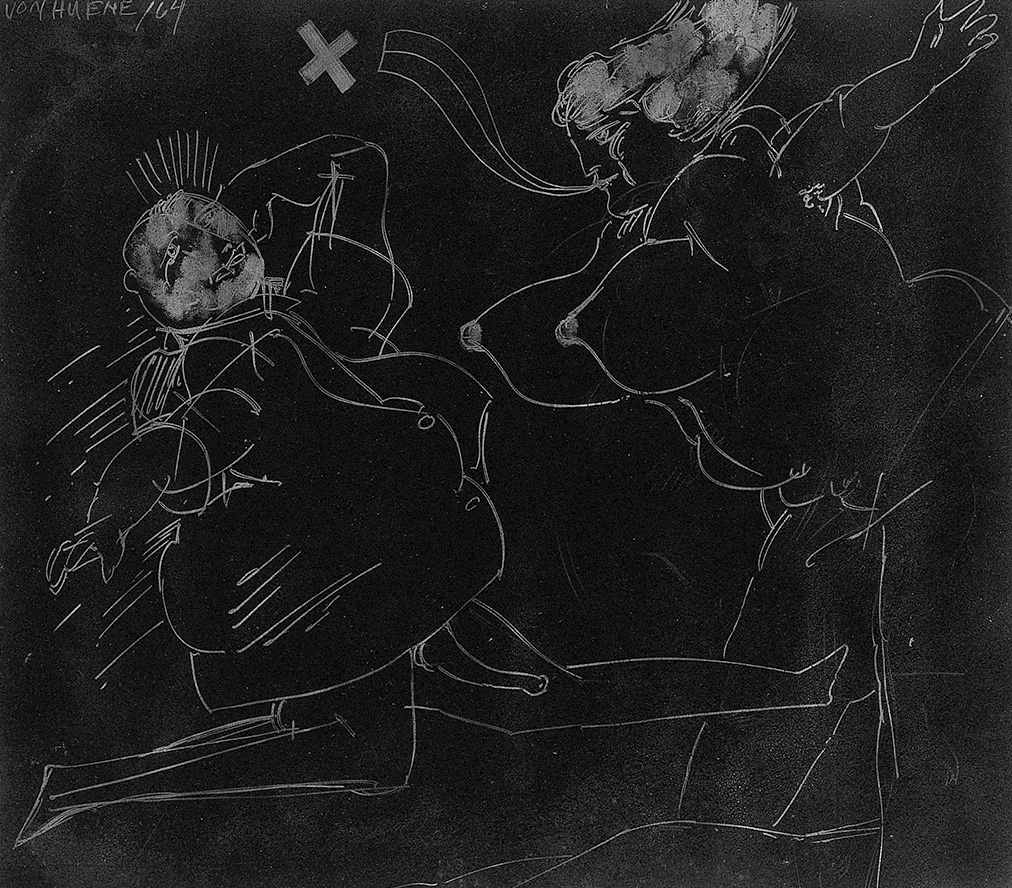 Untitled (X) 1964