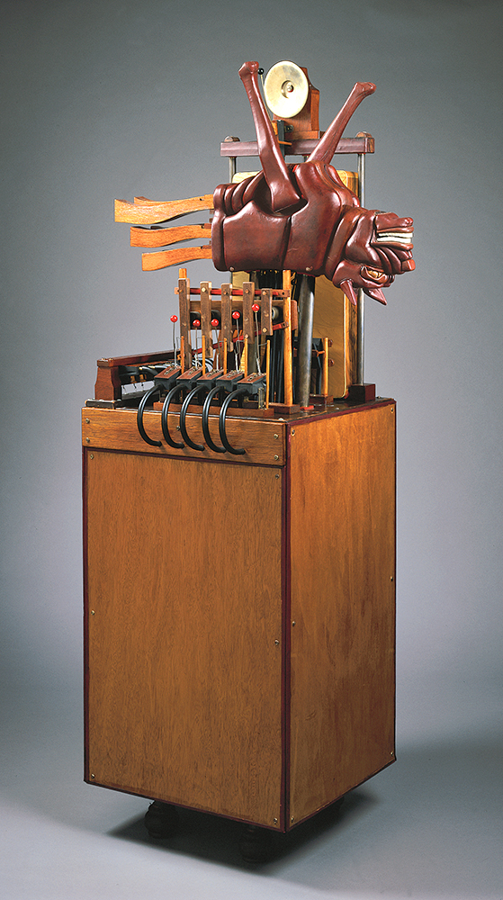 Kaleidophonic Dog, 1964 - 67