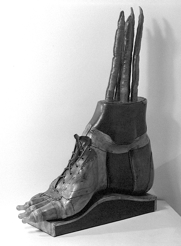 Cigar Indian's Foot 1966