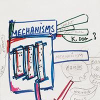 Getty Talk, Mechanisms, 1991