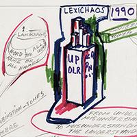 Getty Talk, Lexichaos, 1991
