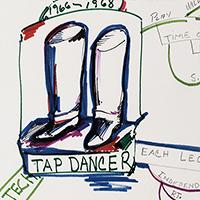 Getty Talk, Tapdancer, 1991
