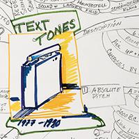 Getty Talk, Text Tones, 1991