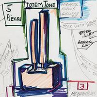 Getty Talk, Totem Tone, 1991