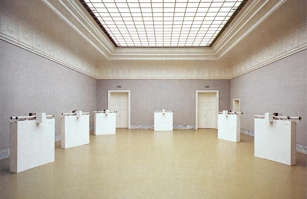 Text Tones, Baden Baden, 1983
