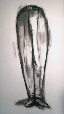 Tisch Tänzer, Zeichnung