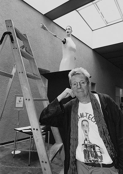 Stephan von Huene und der Halbleiter von Chemnitz, 1999