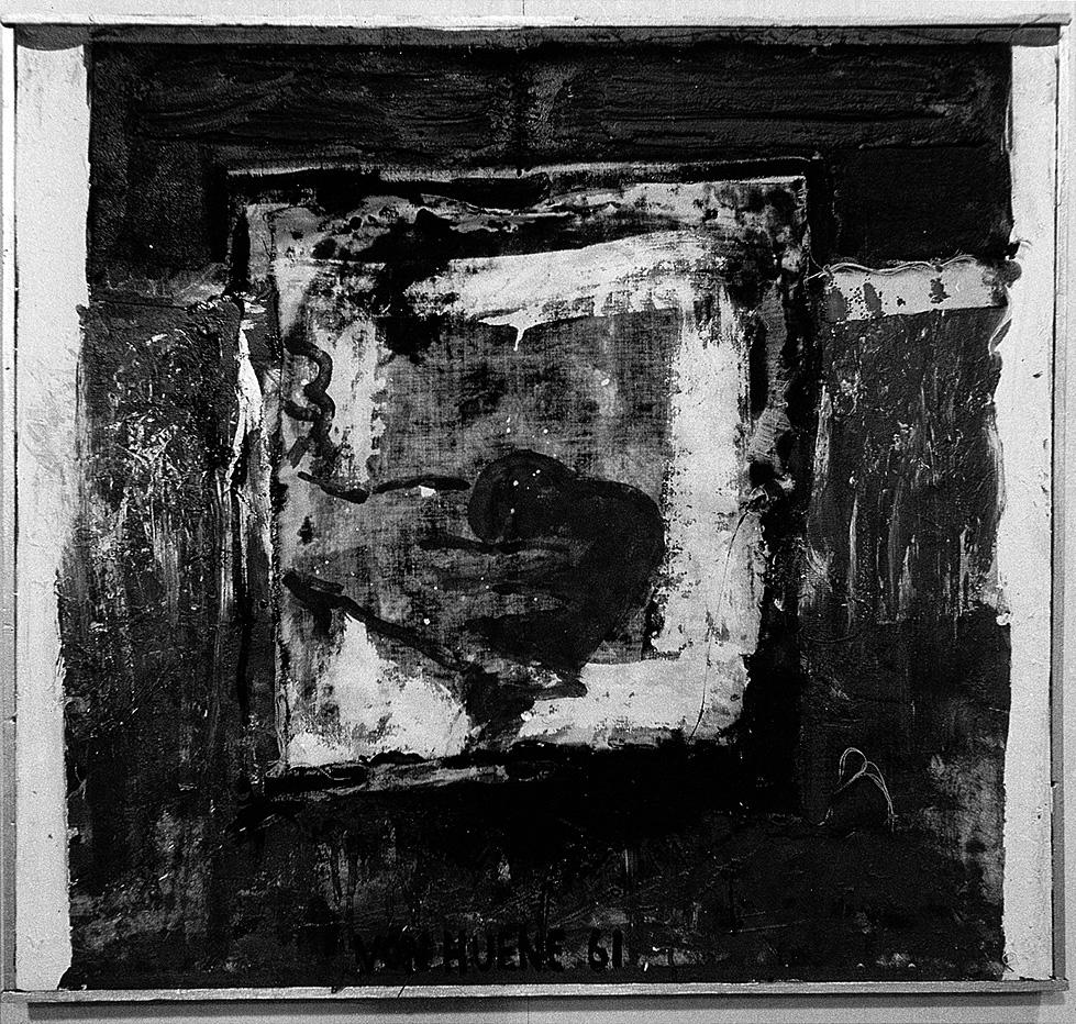 Ohne Titel, 1960