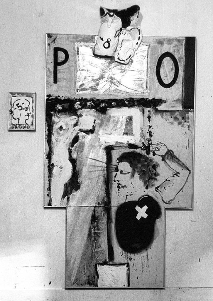 Ohne Titel (PO), 1960