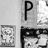 Assemblagen, Ohne Titel (PO), 1960