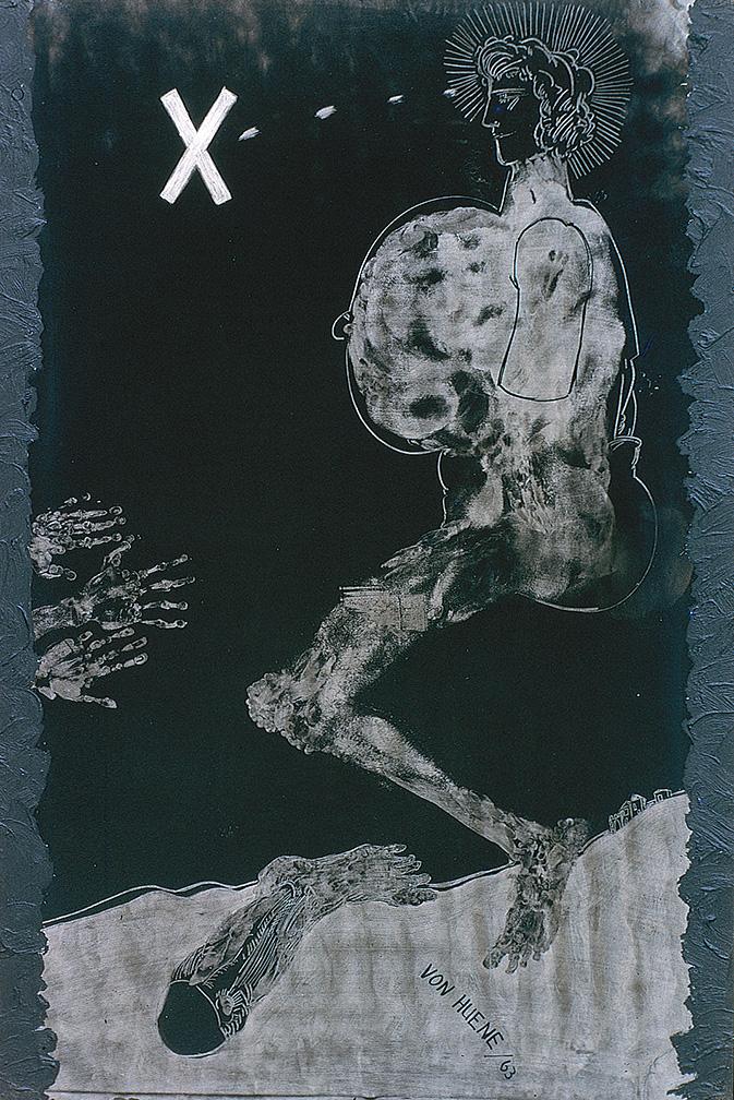 Ohne Titel (X), 1963