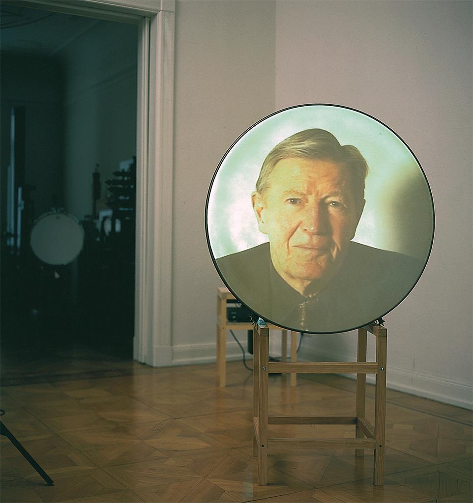 Portrait Klaus Hegewisch, 2000