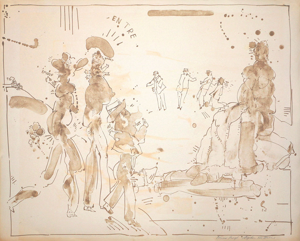 Ohne Titel (ENTRE), 1972