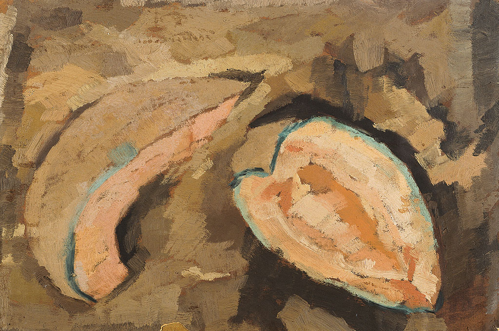 Ohne Titel (Melone), 1950