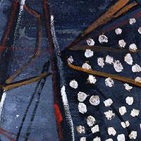 Ölbilder, Der Samen, 1951
