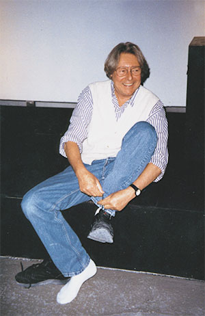 Stephan von Huene, ca 1995