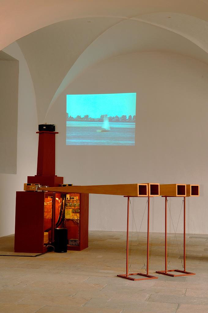 Sirenen Low, 1999, Albertinum, Staatliche Kunstsammlungen, Dresden