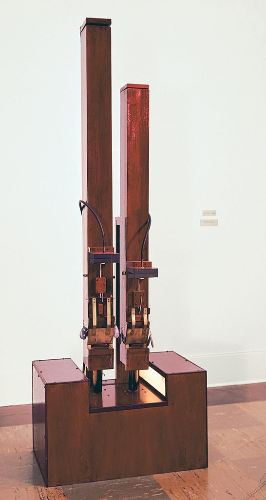 Totem Tone V, 1969