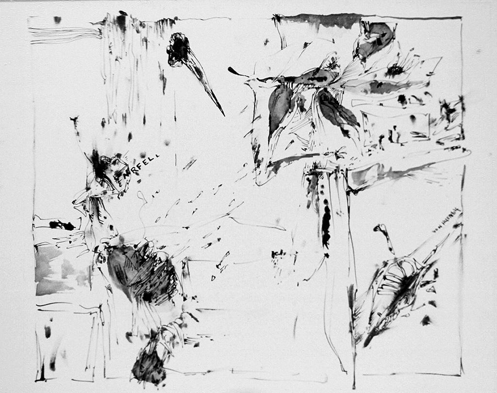 Ohne Titel (ARFELL), 1964