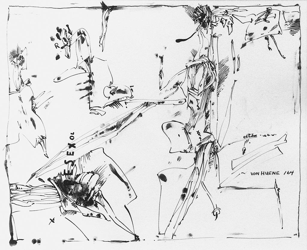 Ohne Titel (ESEXOL), 1964