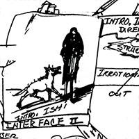 Weitere Mind Maps, Ohne Titel (Interface II), 1992