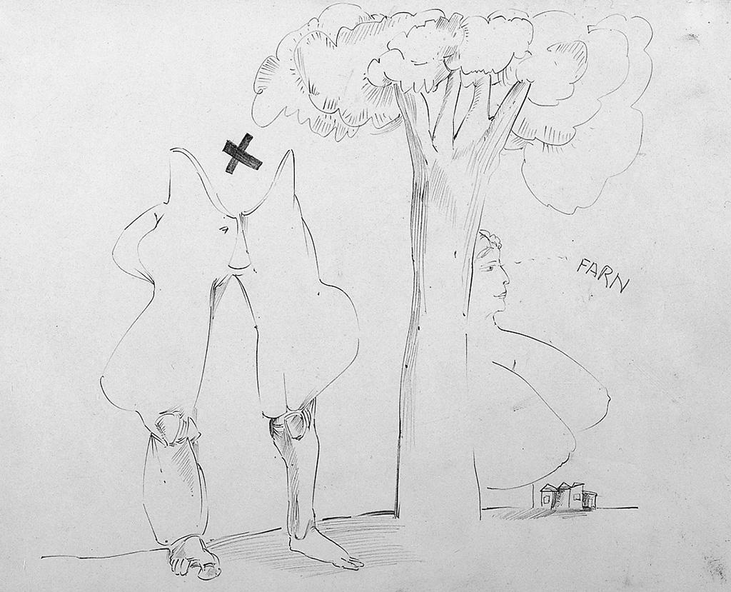 Ohne Titel (FARN), 1964