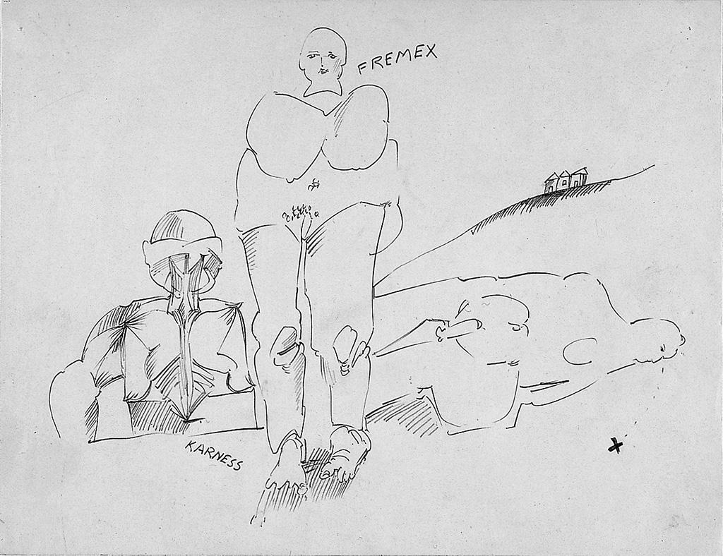 Ohne Titel (FREMEX), 1964