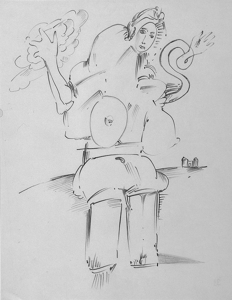 Ohne Titel, 1964