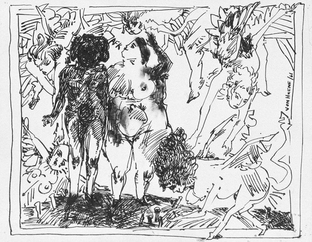 Ohne Titel (AFK), 1961