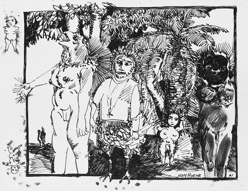 Ohne Titel (KAFAK), 1961