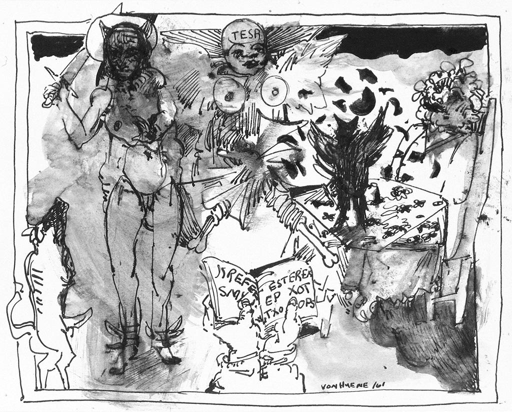 Ohne Titel (TESR), 1961