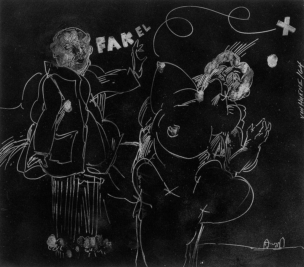 Ohne Titel (FAKEL), 1964
