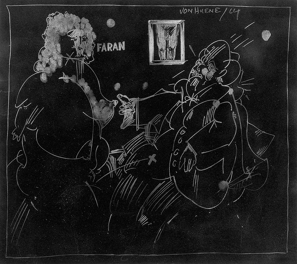 Ohne Titel (FARAN), 1964