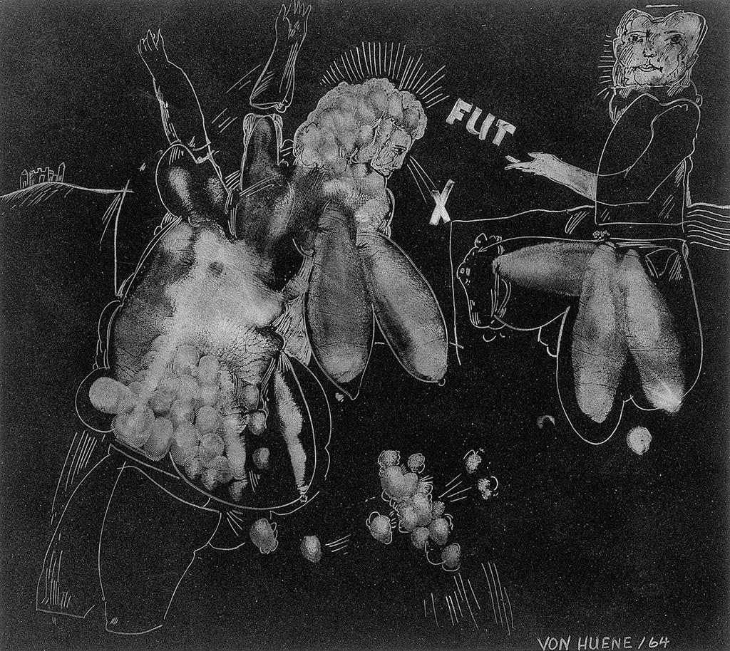 Ohne Titel (FUT), 1964