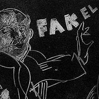Rauchzeichnungen, Ohne Titel (FAKEL), 1964