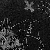 Rauchzeichnungen, Ohne Titel (X), 1964