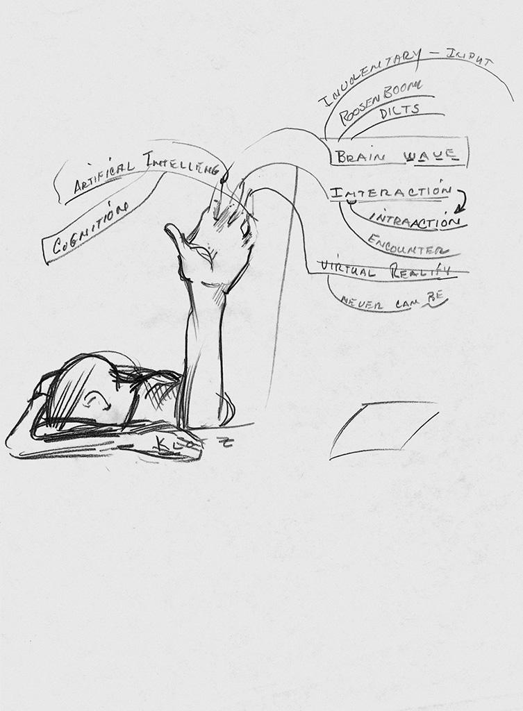 Artific[i]al Intell[igence]/Cognition/Klotz u. a., um 1997