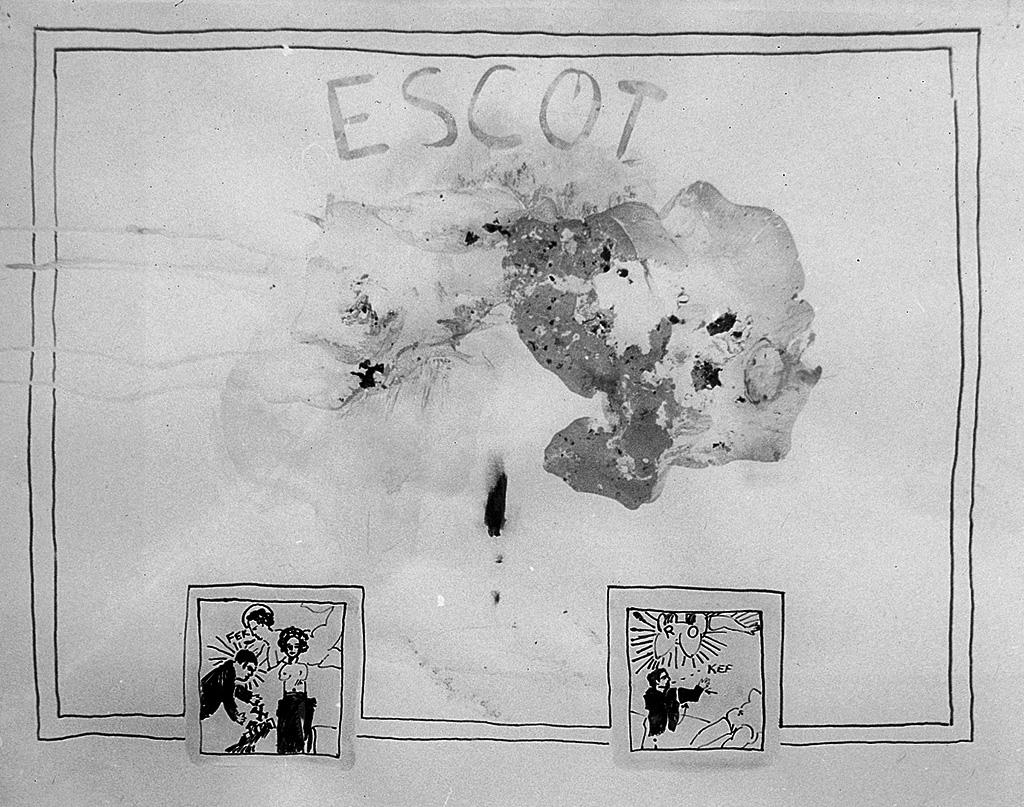 Ohne Titel (ESCOT), 1961