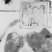 Tuschzeichnungen, Ohne Titel (KEFX), 1961