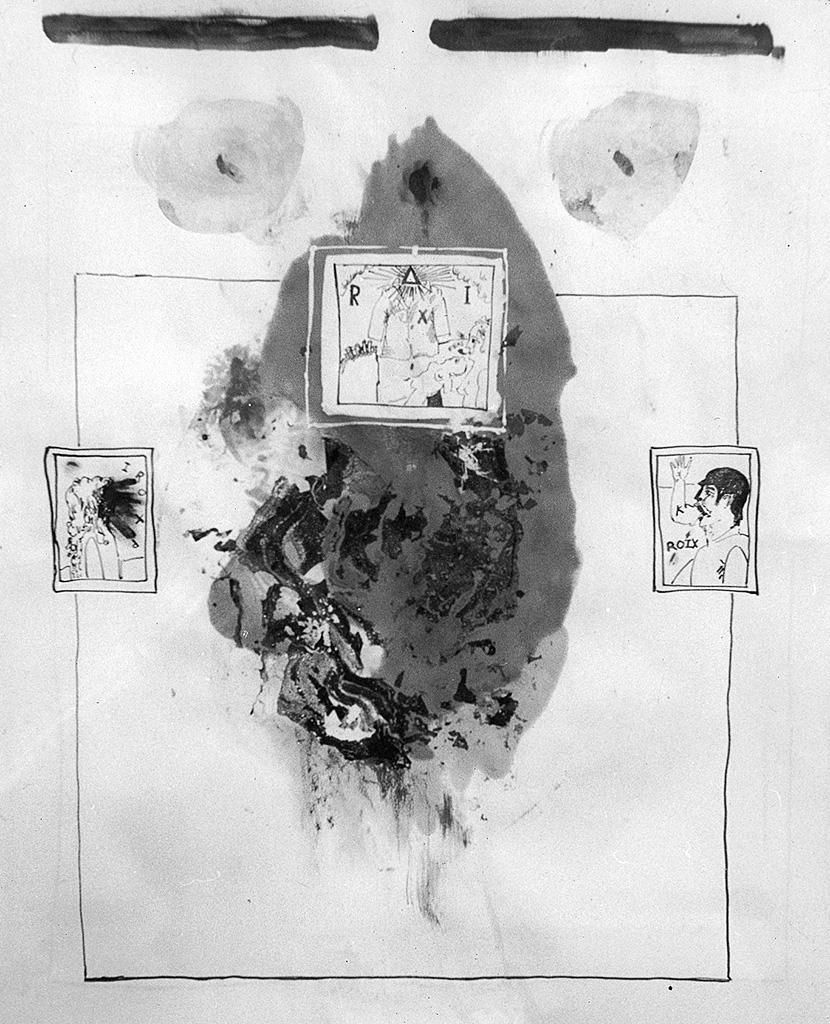 Ohne Titel (RXI), 1961